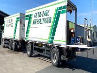 LKW-Fahrer (m/w/d) für Anhänger - Zug